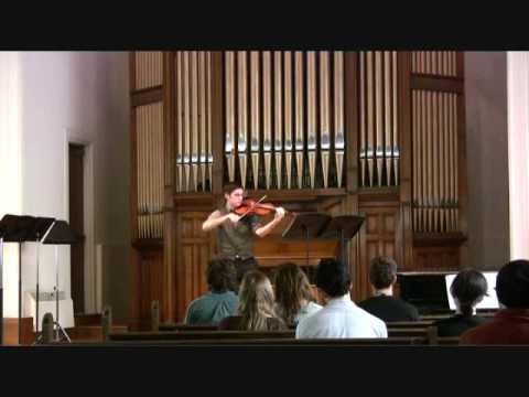 JS Bach, Solo Cello Suite #3: I. Prelude