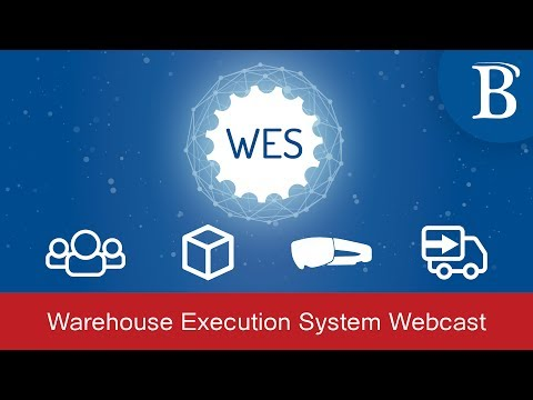 Warehouse Execution System: The Pathway to Same Day to Order Fulfillment | Webcast