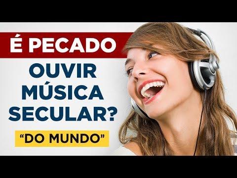 É PECADO OUVIR MÚSICA DO MUNDO (SECULAR)? O Cristão Pode Ouvir Músicas: Romântica, Sertanejo, Rock?