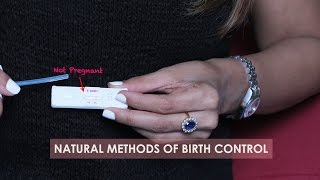 Natural Ways To Prevent Pregnancy | Birth Control 101