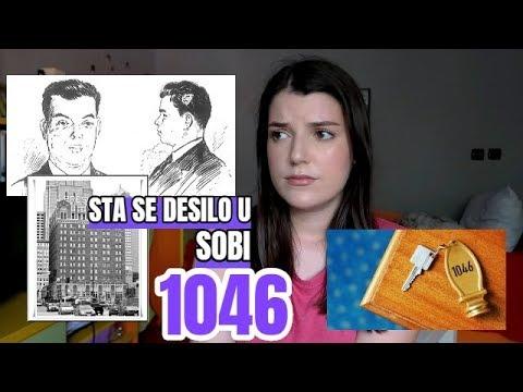 Nereseno ubistvo - soba 1046...