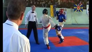Бокс против ниндзюцу