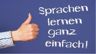 способы изучения немецкого языка/wie lernt man Deutsch