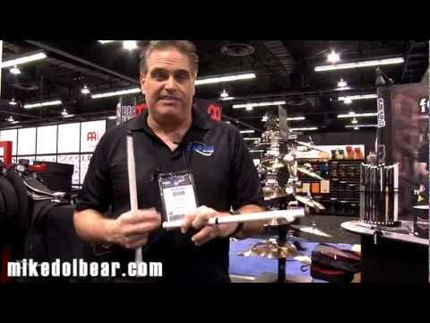 NAMM13 Ahead Sticks & Practice Pads