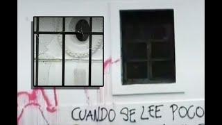 """Los """"daños ocasionados al patrimonio"""" tras disturbios en el centro histórico de Popayán"""