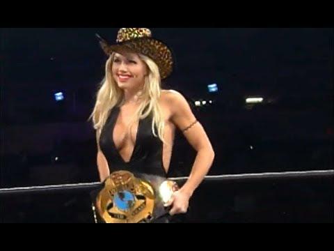 (720pHD): WCW Nitro 11/01/99 - Luger (w/Elizabeth) & Sting Vs. Kidman (w/Torrie Wilson) & Konnan