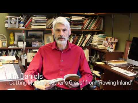 Rowing Inland by Jim Daniels