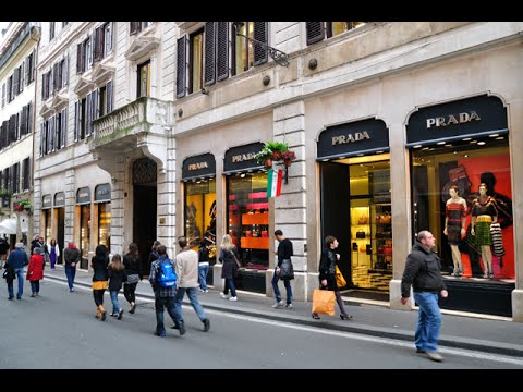 Alan's Italy Show # 110 - Shopping in Florence