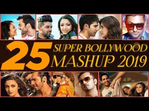 25 Super Bollywood Mashup 2019   Dj Chetas & Dj Manik   Happy New Year 2019   V4H Music