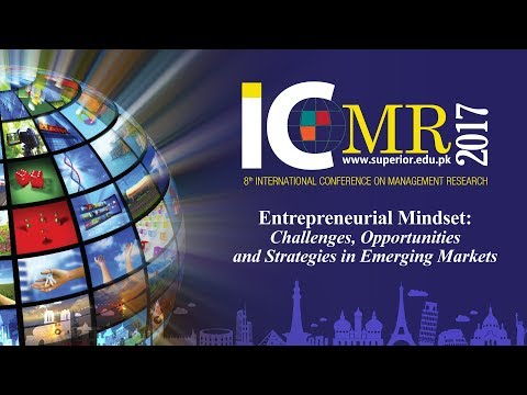 ICMR 2017 (8th International Conference on Management Research)