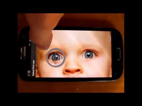 Eye color booth - Android App