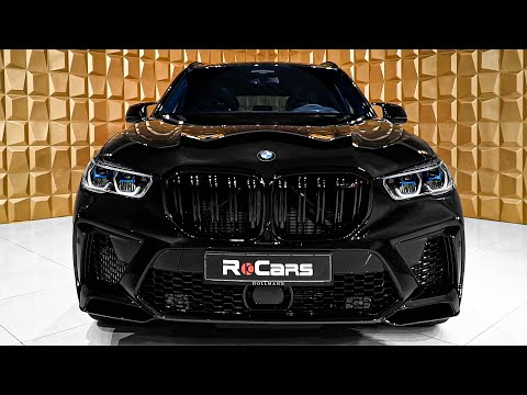 2020 BMW X5 M Competition - Wild SUV!