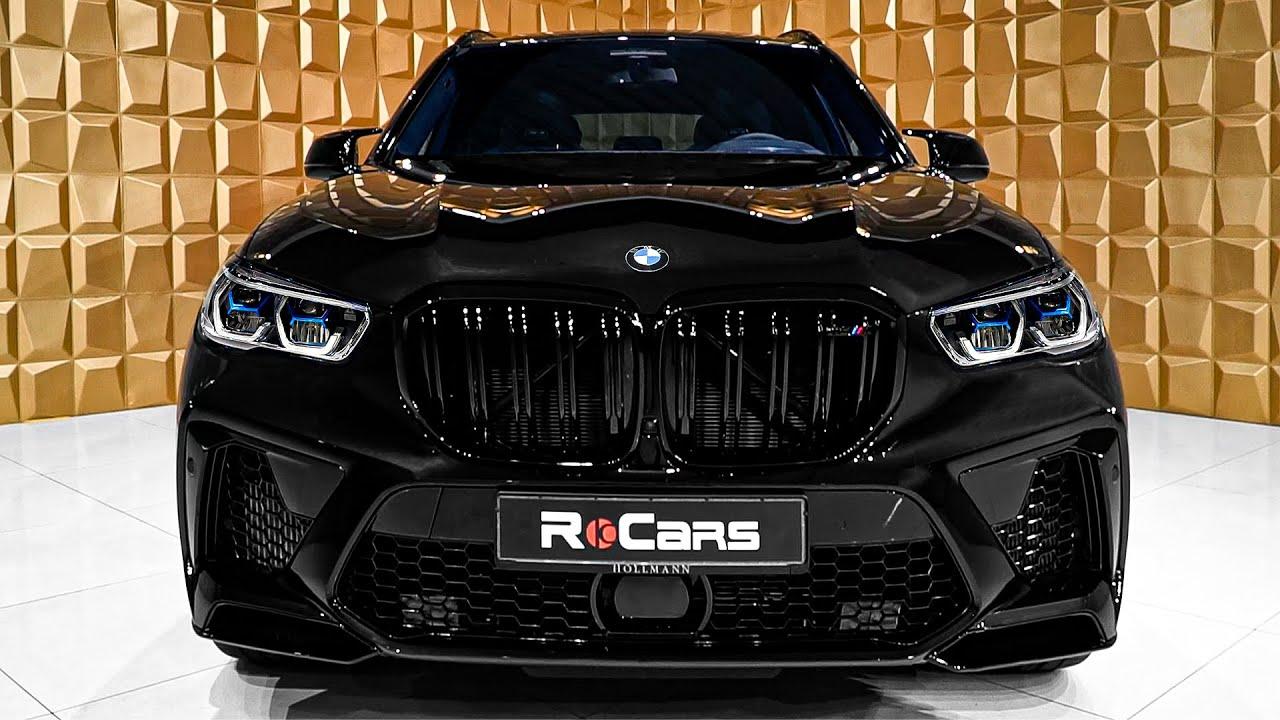 2020 BMW X5 M Competition - Wild SUV!