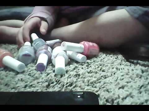 How I do my nails.