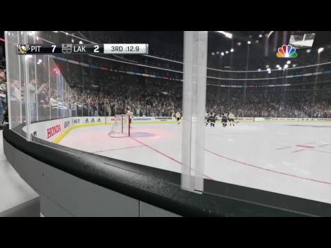 GAME 50 PITTSBURGH PENGUINS AT LOS ANGELES KINGS  THE NHL SEASON 4 2018