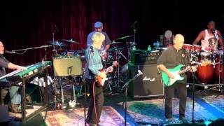 Little Feat - Red Streamliner - Seneca Casino, The Bears Den, Niagara Falls, NY - 01.05.2013