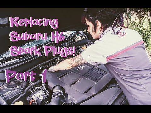 Replacing Spark Plugs On Subaru H6 (Outback 3.6R) EZ36 - Simple And Easy! Pt. 1: Passenger's Side!