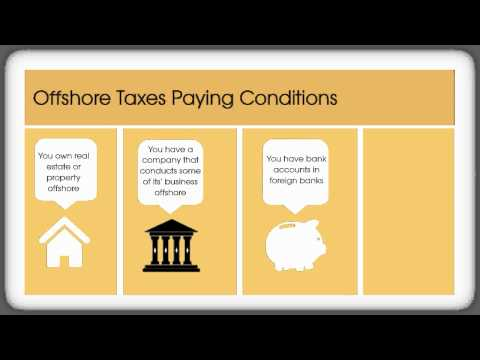 Should You Be Paying Offshore Taxes?