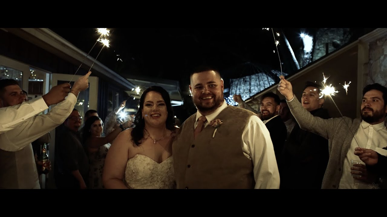 Chelsea and Brandon's Wedding at Spinelli's Wedding Venue in Comfort, Texas - 3/6/2021