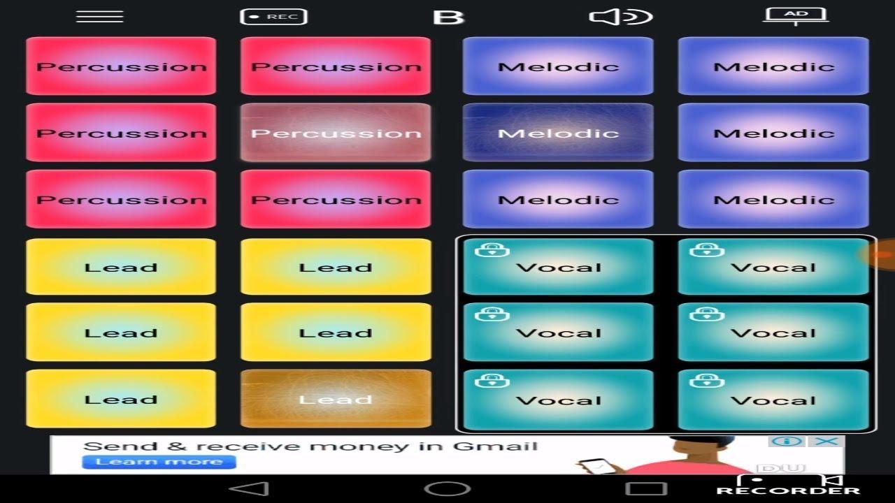 nhạc điện tử|Ứng dụng|chơi nhạc điện tử trên điện thoại|ứng dụng hay|tạo âm nhạc
