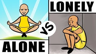 Being Alone vs Being Lonely - What's the Difference?