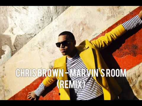 Chris Brown Marvin S Room Remix Drake Cover Youtube
