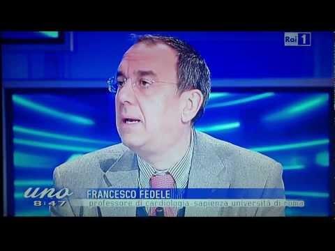 Francesco Fedele e Carla Massi ad UnoMattina