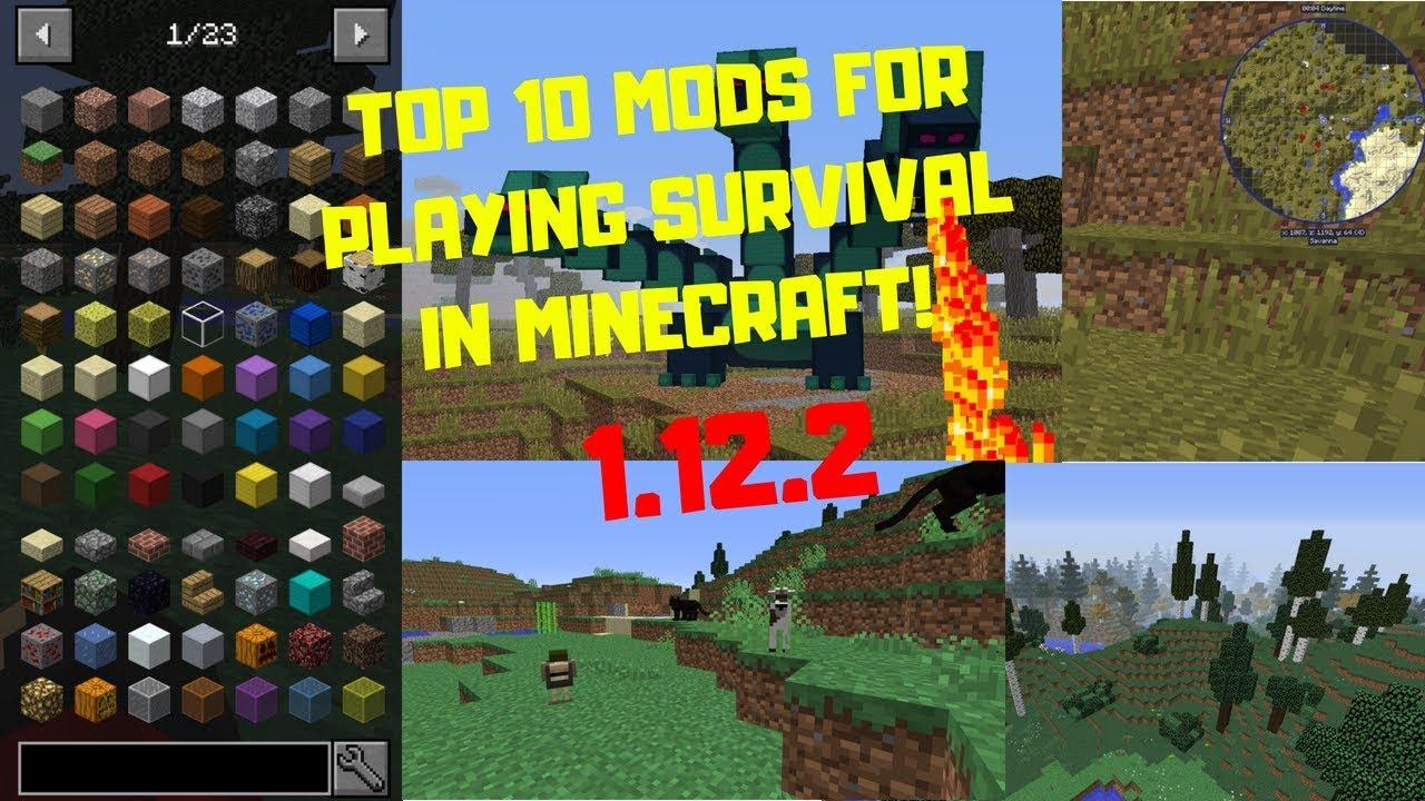 minecraft best mods 1.12.2
