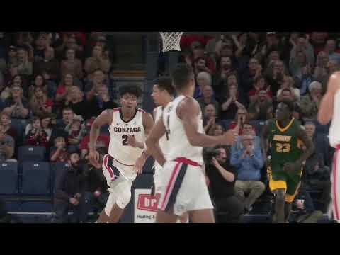 Highlights: Men's Basketball vs. North Dakota State