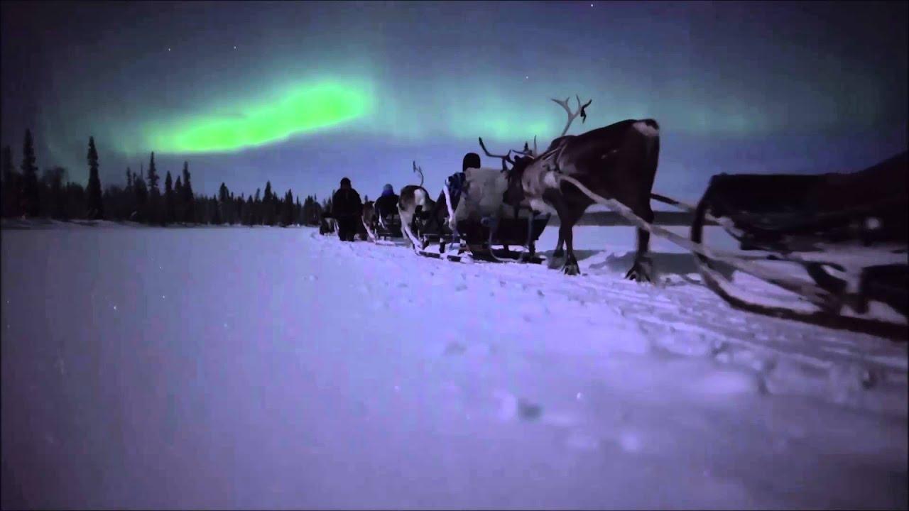 Finnish Lapland Northern Lights