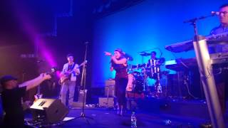 """Do You Wanna Hold Me"" Bow Wow Wow (Annabella Lwin) Live at Lido Theater Newport Beach, CA 2/20/15"