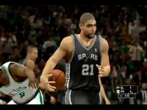 on sale b93fe 52ad8 NBA 2K13 (WiiU) Who is Sam Jones? [Spurs v '65 Celtics]