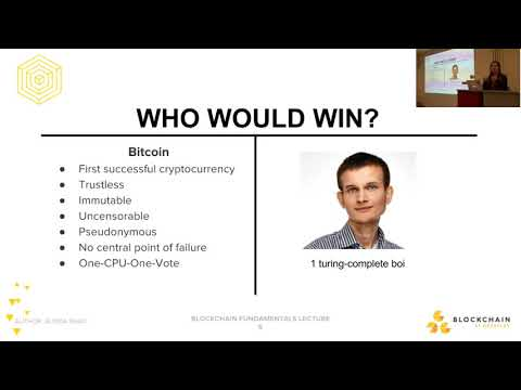 [Lecture 5] Ethereum and Smart Contracts: Enabling a Decentralized Future