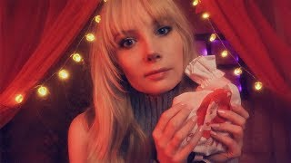 Trying Lovely♥ Products on Your Face ❤ Asmr Personal Attention Rp with Unboxing