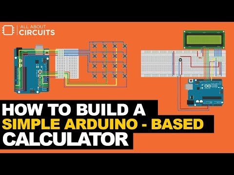 How to Build a Simple Arduino-Based Calculator