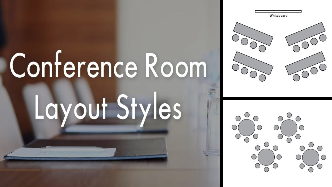 Conference room layout styles youtube