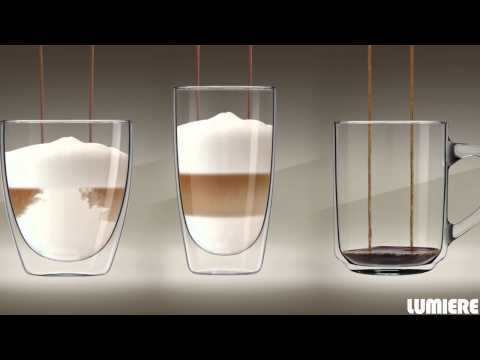 Philips Saeco - Coffee Montage By Lumiere Studios With Maxwell Render And RealFlow