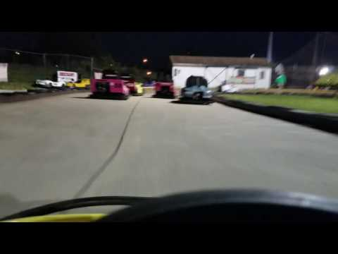 POV Point of View in Go Kart at Fun n Stuff Macedonia, Ohio October 2016
