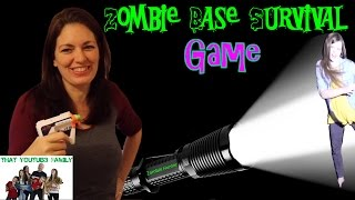 Zombie Base Survival Game