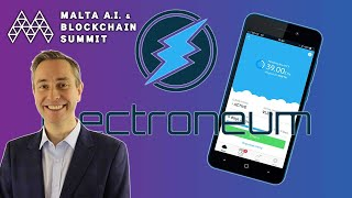 Electroneum CEO Richard Ells talks of financial inclusion as a way to global prosperity  - AIBC