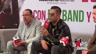 Grupo Cañaveral en Conferencia anuncia que celebrarán 23 años de carrera en el Auditorio Nacional