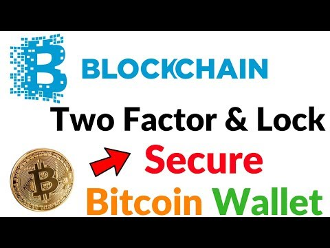 How To Secure Blockchain Bitcoin Wallet Account Full Process Step By Step Hindi/Urdu