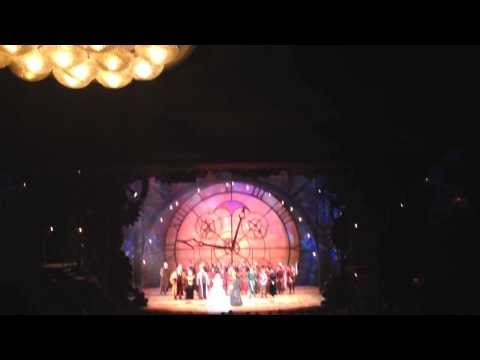 Wicked's 10th Anniversary Speech 10/30/13 at the Gershwin Theatre!