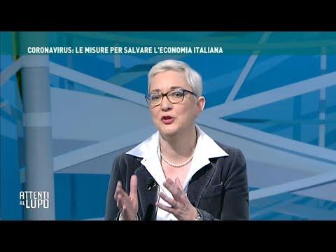 Attenti al Lupo del 6 marzo 2020 - Coronavirus: le misure per salvare l'economia italiana