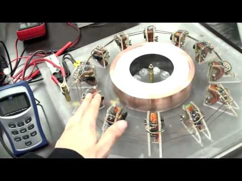 Energy source of the future : Searl Magnetics Q&A