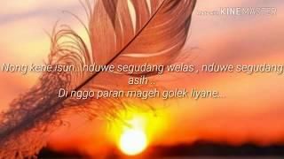 Gambar cover Regge santai !! Ngelabur langit ( lirik cover ) | new version cover lirik