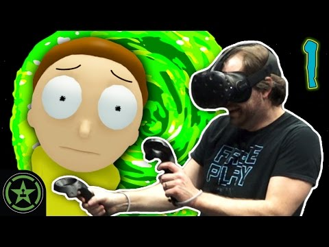 VR the Champions - Rick and Morty: Virtual Rick-Ality Part 1