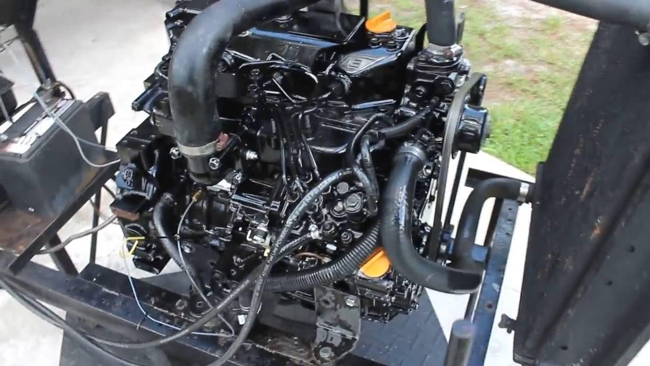 Maxresdefault on Yanmar Diesel Engine Turbo