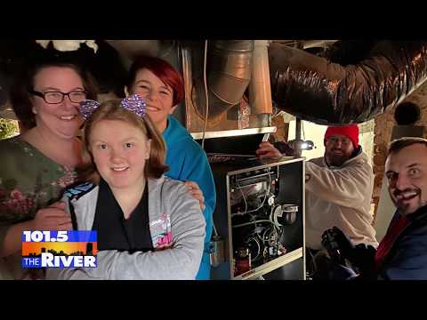 Rick Woodell - It's Furnace for a Family part 2!