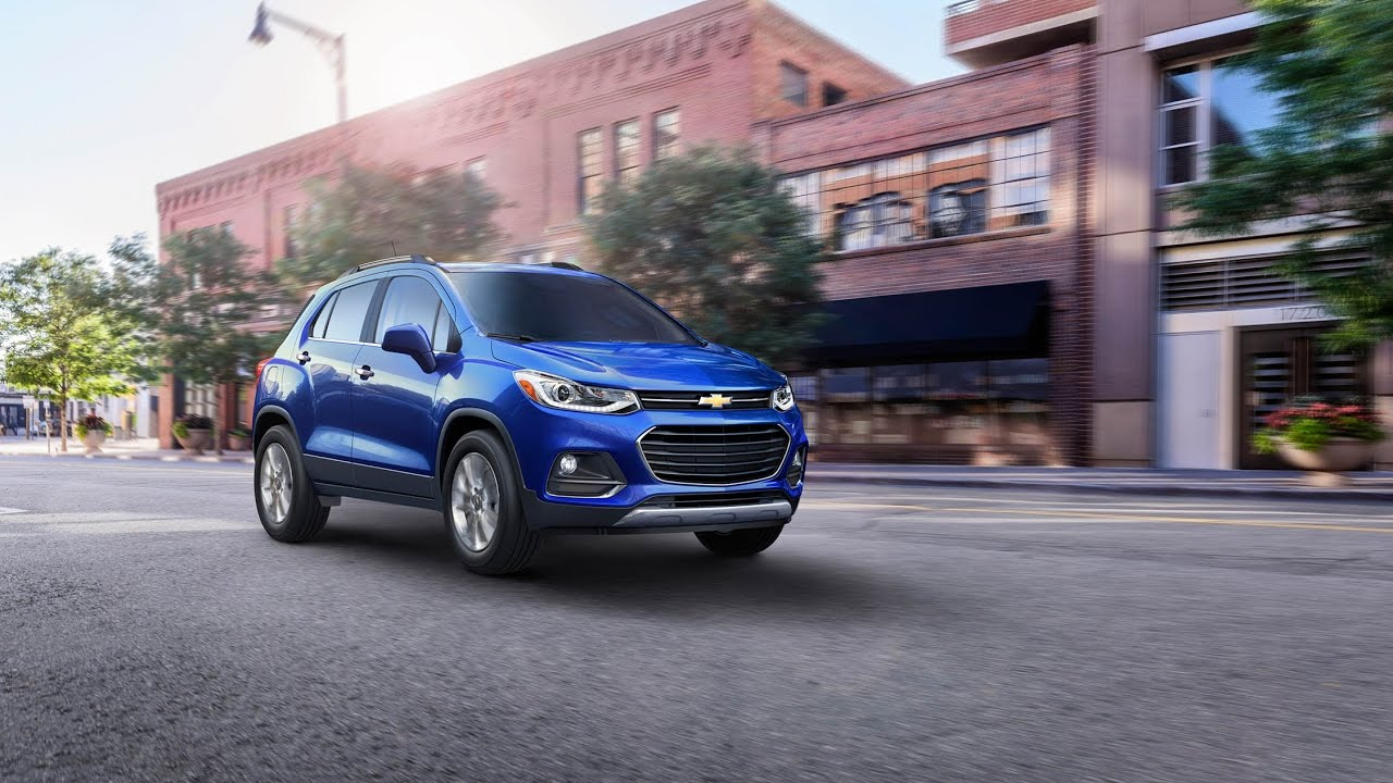 Review Configurations 2017 Chevrolet Trax Top Performance Sd